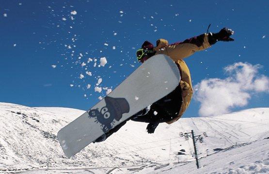Cairngorm Snowboard